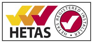 HETAS approved installer in Worcester